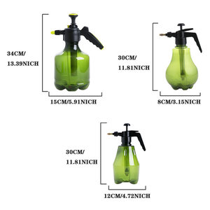 Image 2 - Gardening Pressure Watering Spray Bottle Multi function Garden Irrigation Plant Watering Can Family Cleaning Supplies