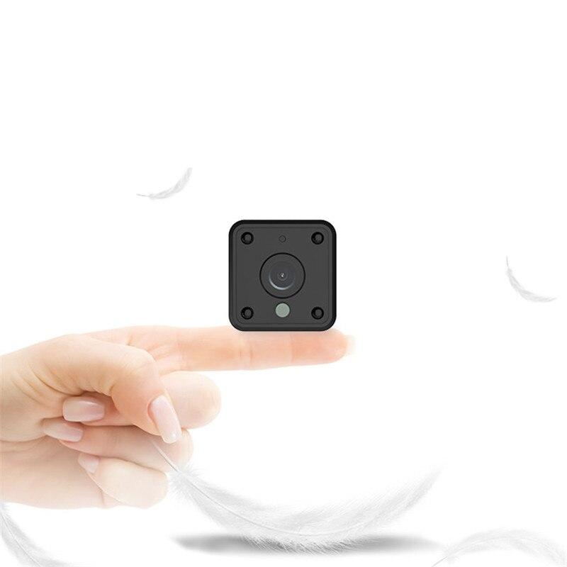 Sécurité à la maison 1080 p Mini Wifi deux voies Audio sécurité IP caméra Vision nocturne batterie alimenté sans fil Cam