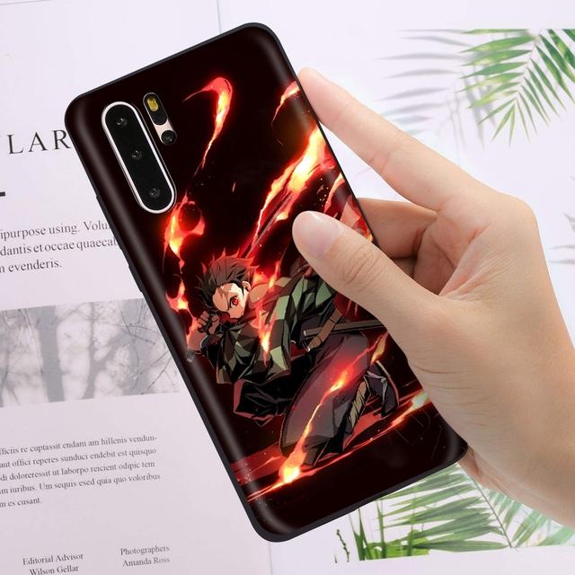 Demon Slayer Kimetsu No Yaiba Case for Huawei Models