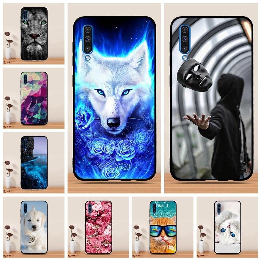 5f5cb0a35e For Samsung Galaxy A50 Case Silicone Soft Tpu Back Cover For Samsung A50 Case  Cover Funda For Samsung Galaxy A50 2019 Phone Case