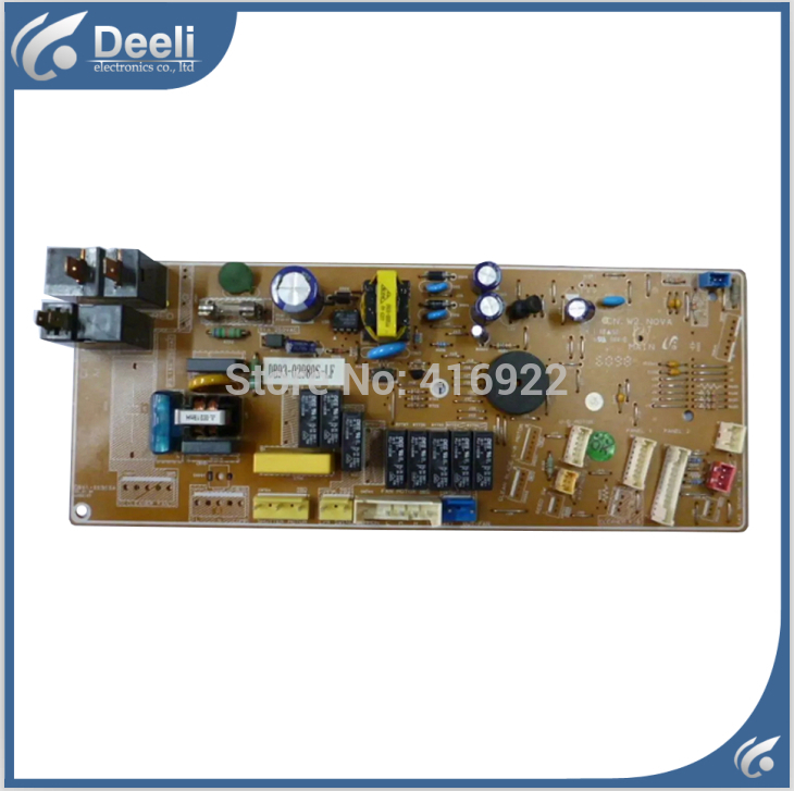 95% new good working Air conditioning board control board motherboard db93-02980s-lf db41-00310a on sale moncler 900361