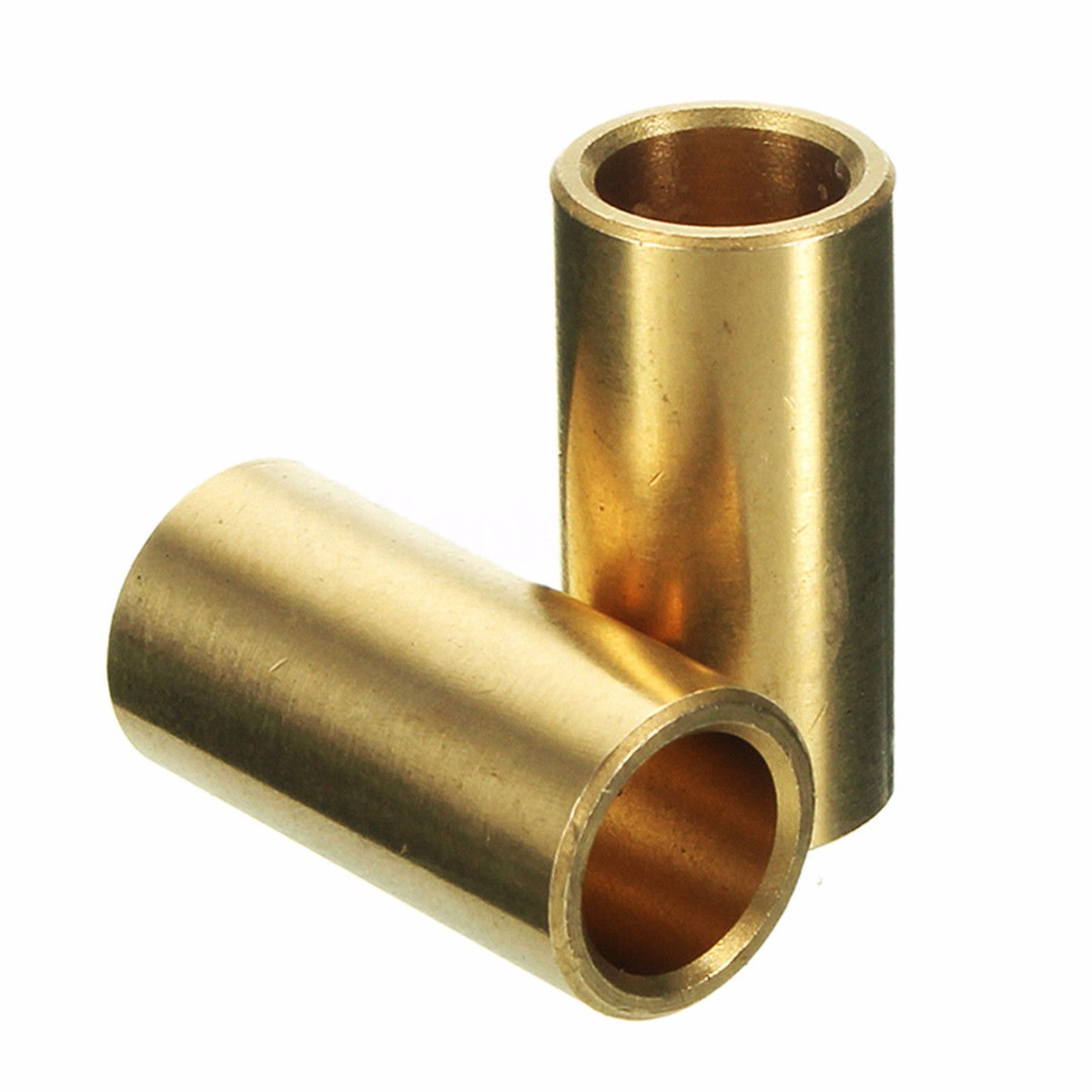 5pcs copper bearing bushing sleeve 8mm id for automotive for Electric motor sleeve bearings