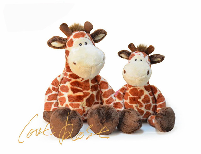 Wild Jungle Animal Series Cute And Intersting Animals Plush Stuffed