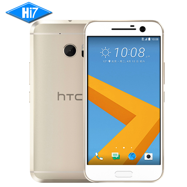 "Nueva original htc 10 lifestyle octa core 5.2 ""pulgadas 64 GB ROM 3 GB RAM 12MP Qualcomm QC3.0 Huella Digital 3000 mAh 4G LTE Smartphone NFC"