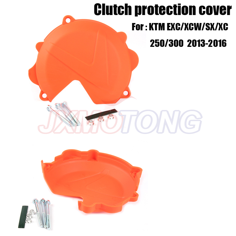 Motorcycle Clutch protection cover for KTM EXC/XCW/SX/XC250/300 2013 2014 2015 2016 велосипед strida sx 2014