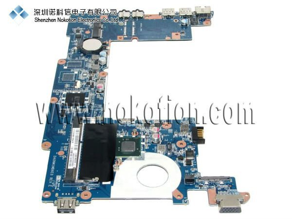 NOKOTION DA0NM1MB6E0 Laptop motherboard for HP MINI 210-3000 INTEL  N570 CPU ON BOARD Mainboard full tested 574680 001 1gb system board fit hp pavilion dv7 3089nr dv7 3000 series notebook pc motherboard 100% working