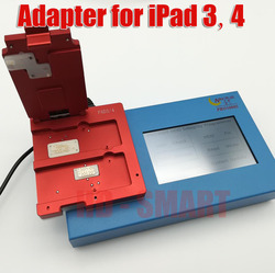 IP box NAVI PLUS pro3000S box chip programmer+Non-removal 2 in 1 adapter for ipad 3 4 32 & 64bit change SN bypass iCloud