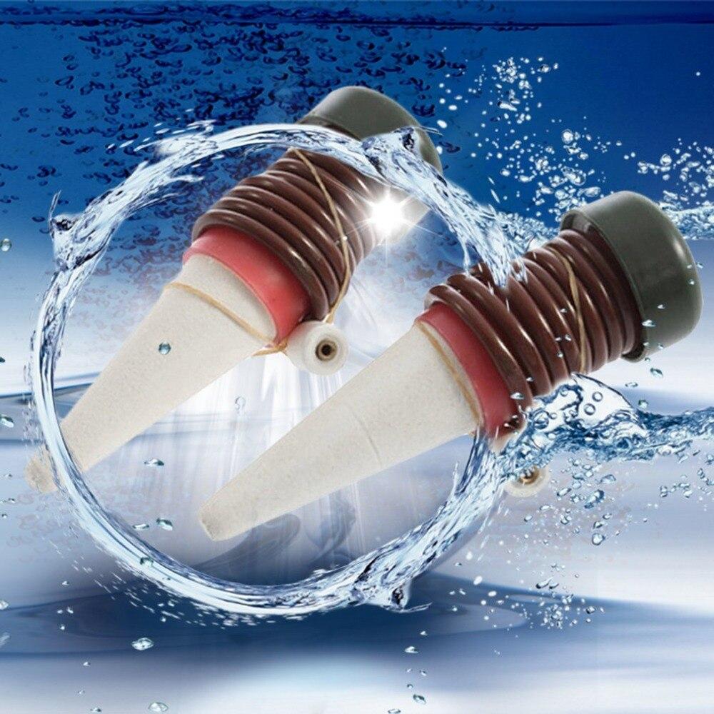2 Pcs Automatico Di Irrigazione Strumenti Interni Auto Di Irrigazione A Goccia Sistema Di Irrigazione Automatico Impianto Waterer Per Pianta Spikes Acqua