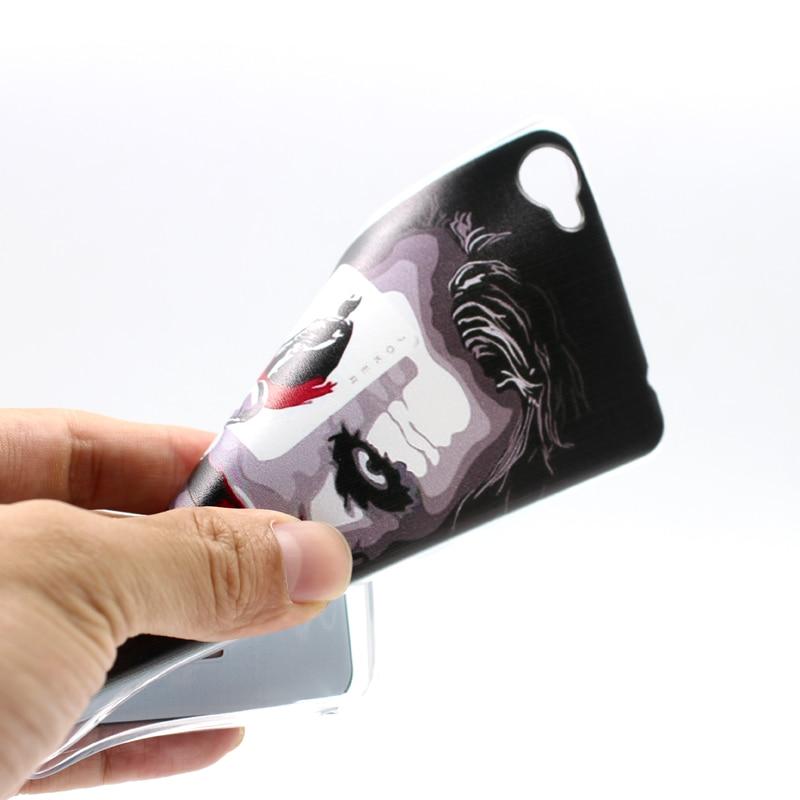 Cubierta de diseño fresco para BQ BQS-5060 Slim Case 5.0