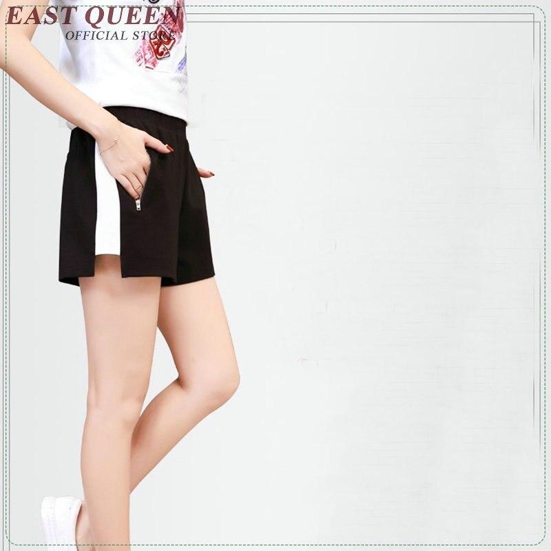 Black shorts for women female sweat shorts KK718