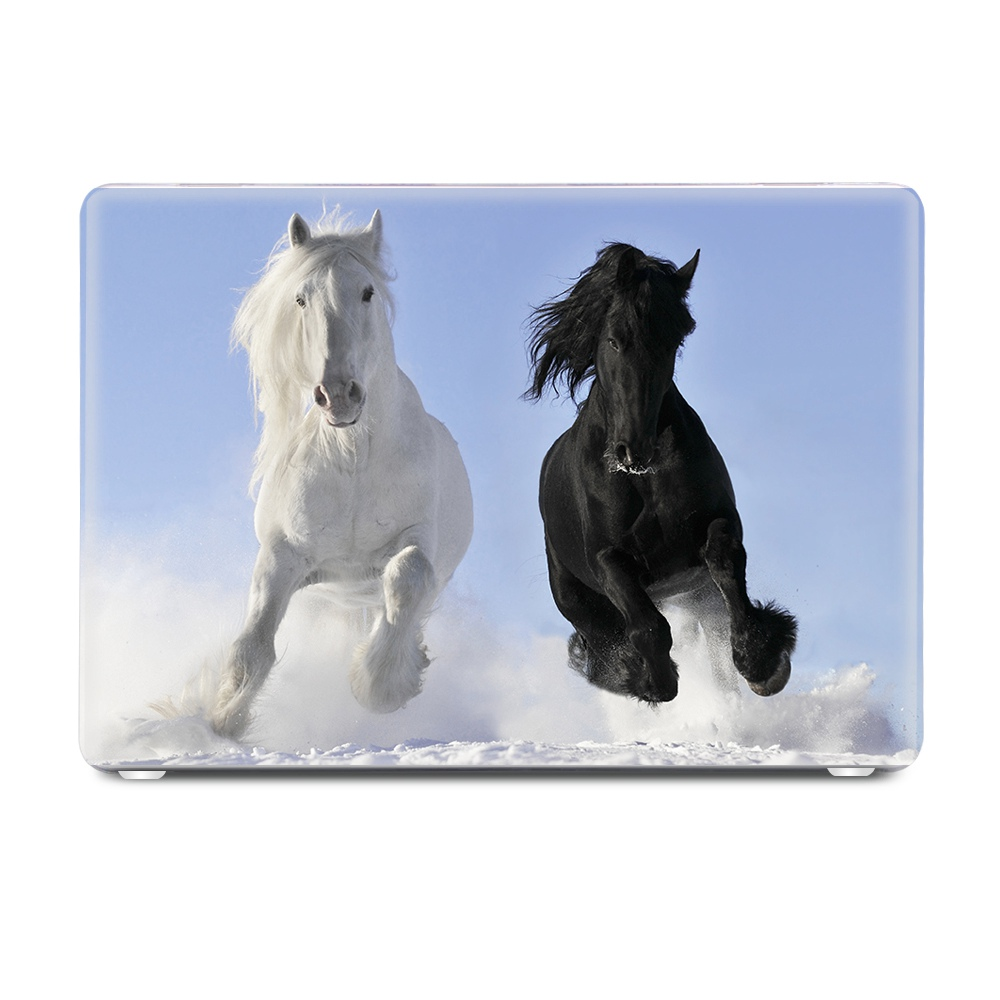Animal Horse Penguin Polar Bear Sleeve Case for Macbook Pro 13 15 - Նոթբուքի պարագաներ - Լուսանկար 2