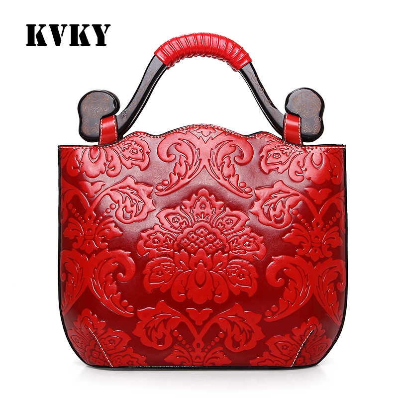 Sky fantasy Chinese style PU embossed classic cross body women handbag vogue popular tote cute youth girls casual fashion tote squirrel fashion nylon solid casual waterproof classic women shoulder bags vogue hipster cross body youth girls commuter tote