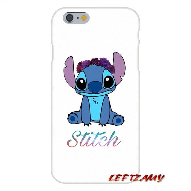 Accessoires coques de téléphone Couvre Lilo & Stitch rose affiche ...