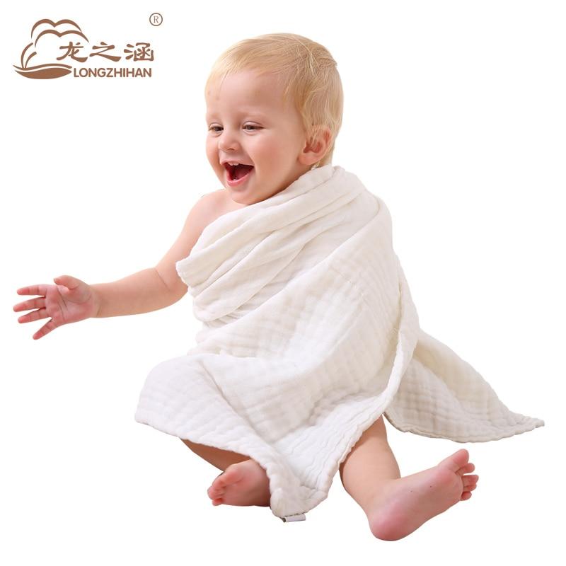 Comfortable Baby Towel Baby Bathrobe Babies Blanket Kids Toddler Bath Towel  Face Absorbent Drying Beach Washcloth ... 6187241c2