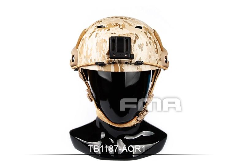 ФОТО FMA ACH Base Jump Helmet AOR1(L/XL) TB1187-AOR1 Free Shipping