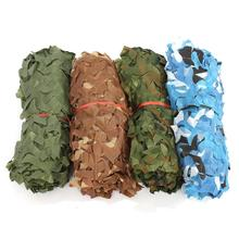 2*3M Camouflage net Camo Hunting Camping Military Photography camo net Sun Shelter Jungle Blinds Car-covers Net