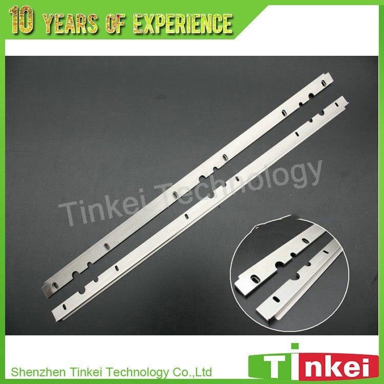 MPM Accuflex printing machine 455mm clamp foil 1007733  mpm up2000 metal squeegee