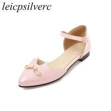 06e1c43127 White Wedding Flat Sandals Promotion-Shop for Promotional White ...