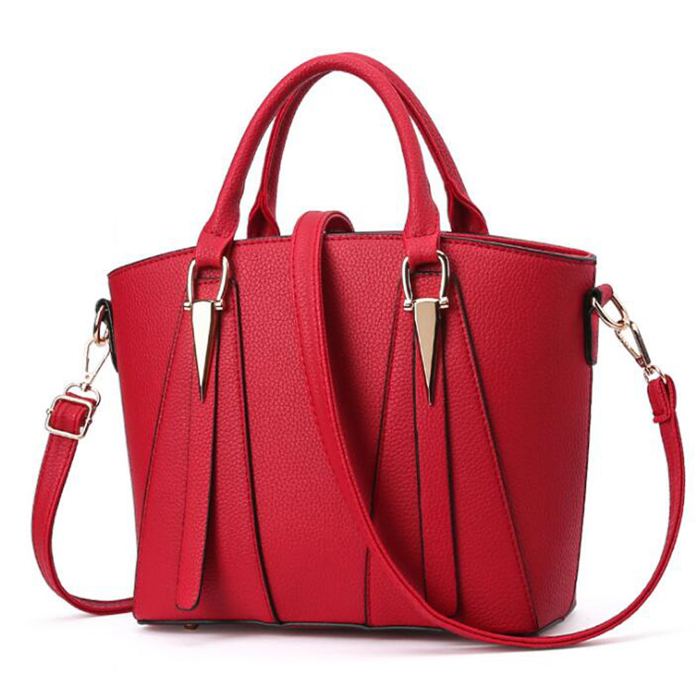 купить Hot Sale Women Genuine Leather Handbags Shoulder Bags Elegant Style Messenger Bags Tote Bags по цене 2650.54 рублей