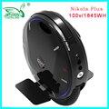 2019 Hotest Gotway Nikola Plus Elektrische eenwieler 100V 1845WH 3000 W, max snelheid 60 km/h, batterij levensduur 120-160 km, monowheel scooter