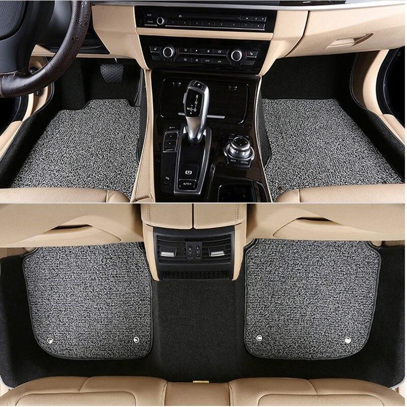 car floor mat carpet rug ground mats for Tesla model s x Bentley Mulliner Maserati Levante Alfa Romeo Giulia Acura mdx rdx cdx