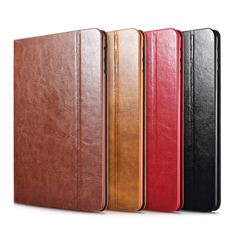 Brand New Case Cover for Apple IPad Air 2/iPad 6 (2014) PU Leather Flip Smart Stand Case Two Folding Folio Cases for IPad Air 2