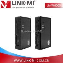 LINK-MI LM-WHD05 50 м 5 ГГц WI-FI 802.11n Беспроводной HDMI Беспроводной Передатчик Видео и Приемник