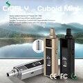 100% Original Joyetech Cubóide Mini kit 80 w 5 ml 2400 mAh Cigrettes E-cigarro Eletrônico TC Conjunto