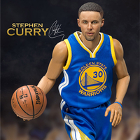 NBA Basketball Star Stephen Curry Action Figure 30cm High Model Toys For Sport Basketball Lover Collection