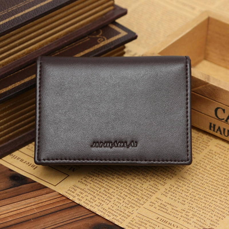 Coin Purses & Holders Back To Search Resultsluggage & Bags New Arrive Rfid Wallet Men Small Bifold Faux Leather Pocket Money Id Credit Card Holder
