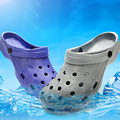 Hot Men Causal eva Shoes Fashion Breathable Hollow Out Sandals Flip Flops Trend Of The Drag Beach wear