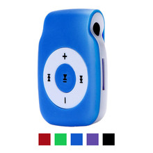 Mini Clip Metal USB 1.1/2.0 MP3 Metal Player Support Micro SD TF Card Music Media Storage medium Fashion Delicacy Wholesale