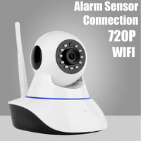720P Security Network CCTV WIFI IP Camera Megapixel HD Wireless Digital Security Ip Camera IR Infrared