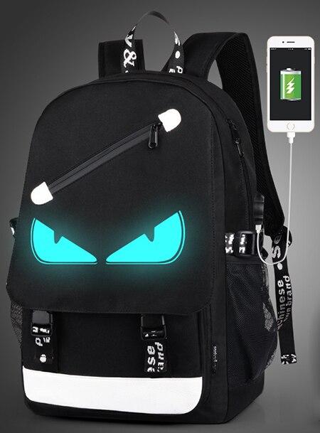 2018 Мода авангарда Многофункциональный USB зарядки Anti-Theft сумка водонепроницаемый дамы мешок отдыха 15 дюймов не