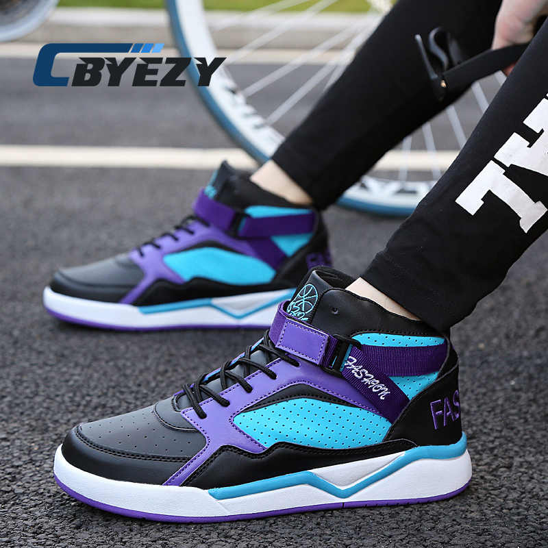689f750501c746 Man Jordan Basketball Shoes Breathable Anti-slip Sneakers Men Lace-up  Sports Gym Ankle