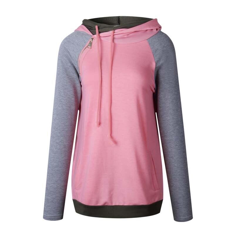 Women's Autumn Hoodie Sweatshirt 37