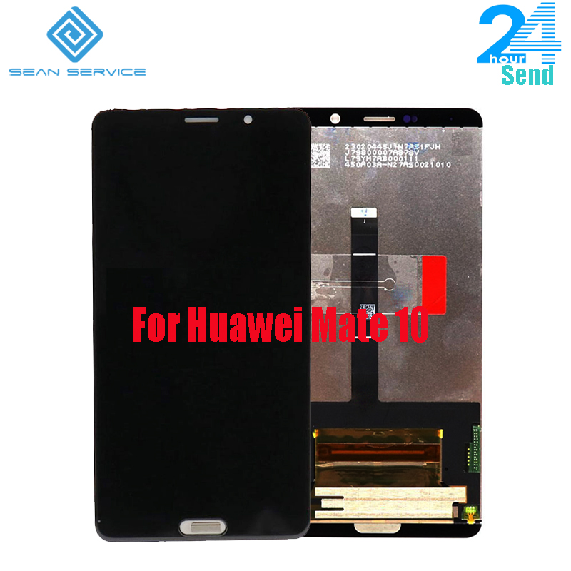 5.9 inch for Huawei Mate 10 LCD Display + Touch Screen Digitizer Assembly Replacement For Huawei Mate 10 LCD Screen in stock