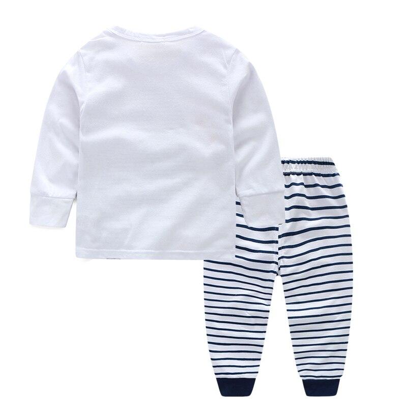 2016 Wiosna Jesień Baby Boy Ubrania Zestawy Bawełna Odzież dla - Odzież dla niemowląt - Zdjęcie 2