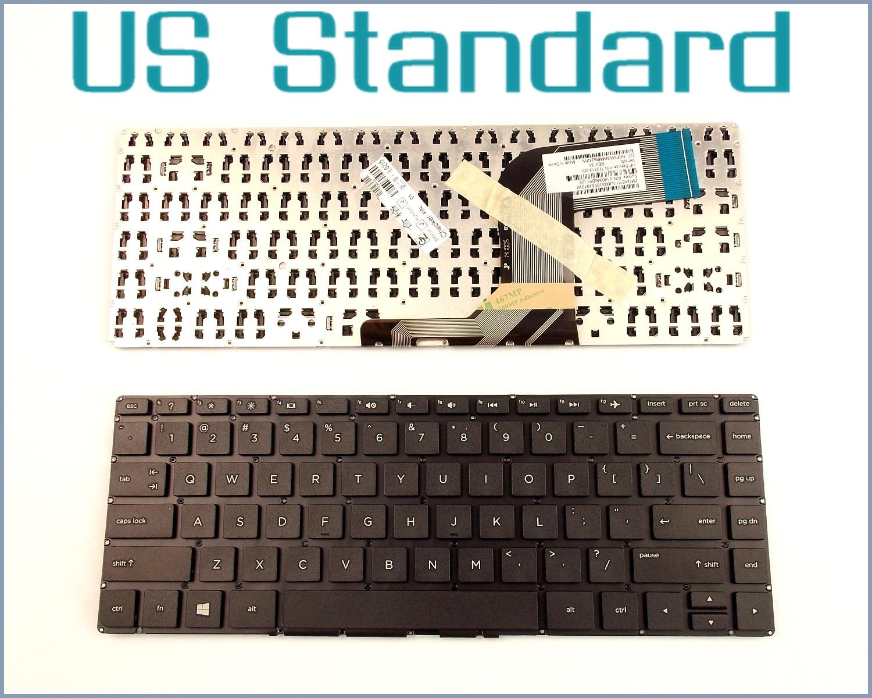US keyboard fit HP Pavilion 14-v006la 14-v006tx 14-v007la 14-v007tu 14-v007tx