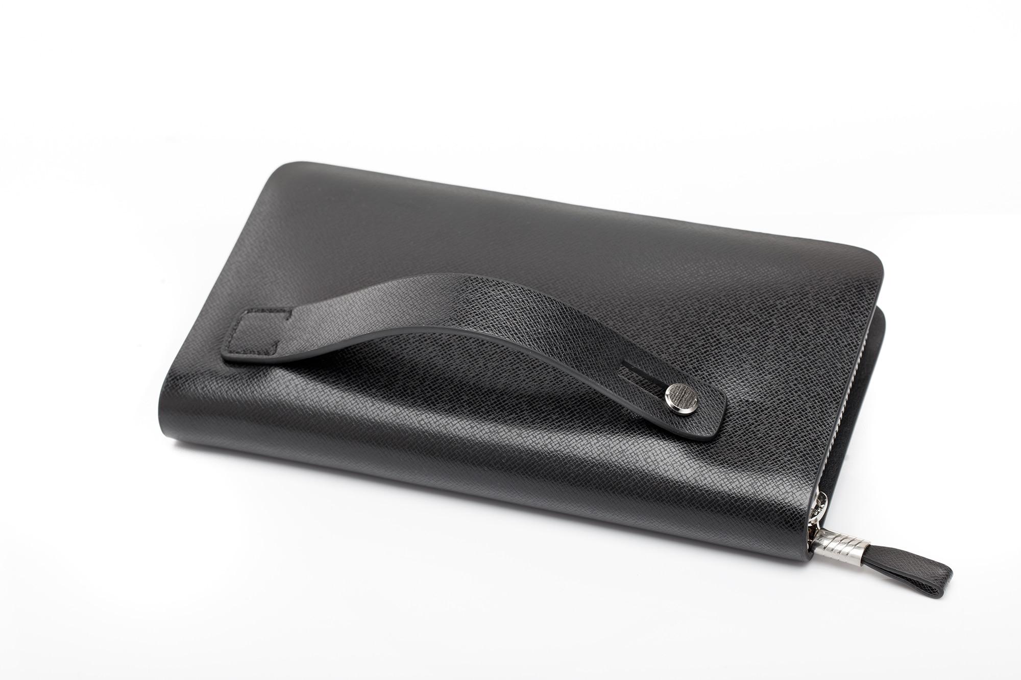 yinte clutch carteiras de couro Tipo de Item : Carteira