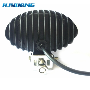 Image 5 - 5.5 inch 12 V 24 V 24 W off road Flood Ovale LED Verlichting Lamp voor auto Vrachtwagen Voertuig rijden Boot Led Overstroming Licht