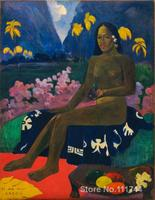 Landscape painting Sunflowers and Apples Paul Gauguin art oil on canvas Handmade High quality