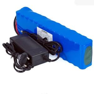 Image 5 - Batterie Liitokala 24V 10ah 7S4P 250W 29.4v 10000mAh batteria 15A BMS per set di sedie a motore caricabatterie elettrico 29.4V 2A