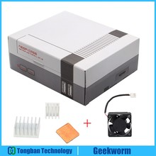 NESPi Case Geekworm Raspberry Pi 3 Mini NES FC Style Case | Enclosure Compatible with Raspberry Pi 3 Model B, 2B and B+(China)