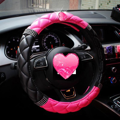 popular pink interior car accessories buy cheap pink interior car accessories lots from china. Black Bedroom Furniture Sets. Home Design Ideas
