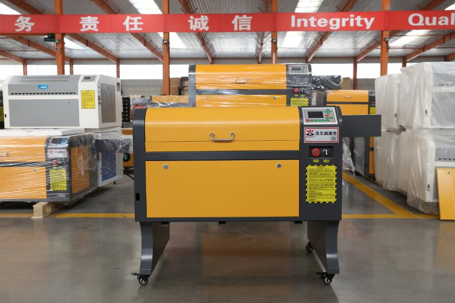 Jkjg Co2 Laser 100W 4060 RUIDA Cutter Marking Machine Mini Laser Engraver Cnc Router