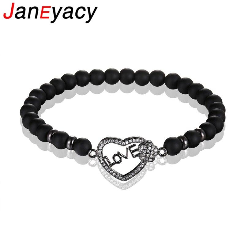 Купить модный браслет janeyacy для женщин и мужчин классические браслеты