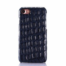 Luxury Leather Case for iPhone 7 6 6S Plus Cell Phone 3D Crocodile Back Skin Pattern Back Cover Mobile Phone Cases