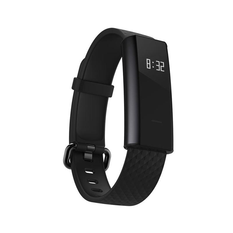 English Version Xiaomi Amazfit ARC Black Smart Bracele Heart Rate Monitor Wristbandt Fashion OLED Touchscreen