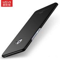 MSVII Brand Xiaomi Mi Note 2 Phone Cases Silm Silicone Scrub Cover For Mi Note 2